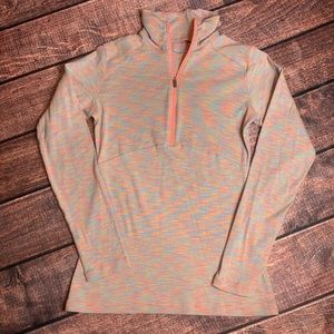 LAST DAY! Columbia Outerspaced Knit Half-Zip Top S